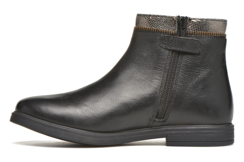 Bottines et boots Achile Valeria Noir vue face