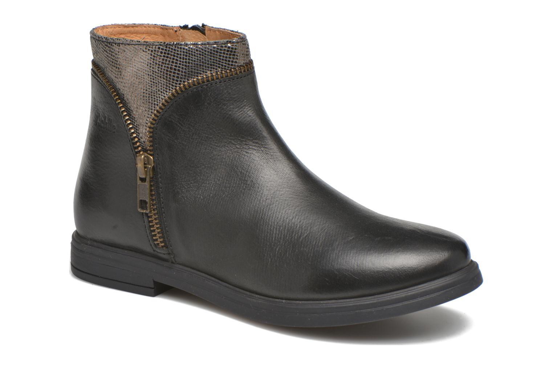 Bottines et boots Achile Valeria Noir vue détail/paire