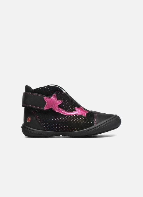 Chaussures à scratch GBB Nolween Noir vue derrière