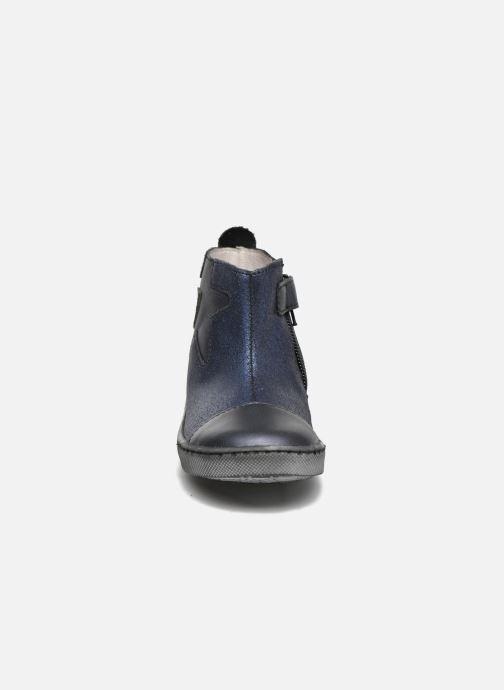 Bottines et boots GBB Liat Bleu vue portées chaussures