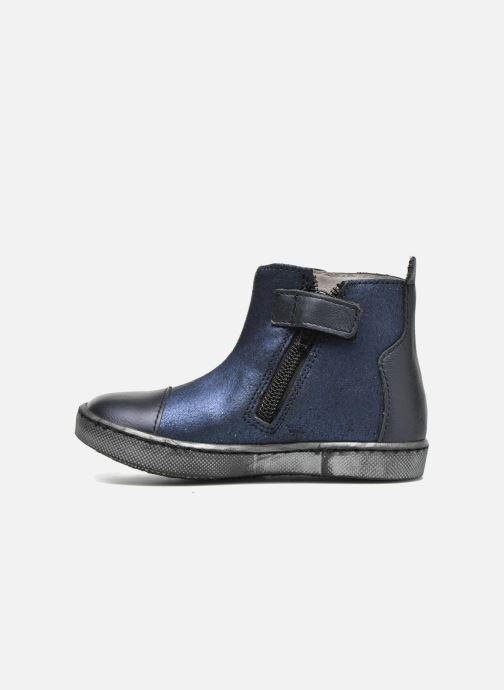Bottines et boots GBB Liat Bleu vue face