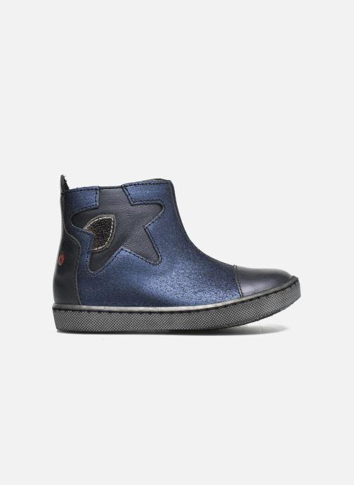 Boots GBB Liat Blå bild från baksidan