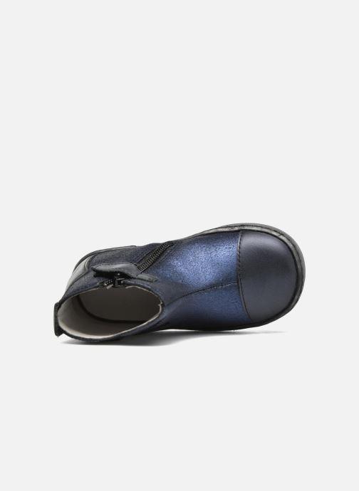 Bottines et boots GBB Liat Bleu vue gauche