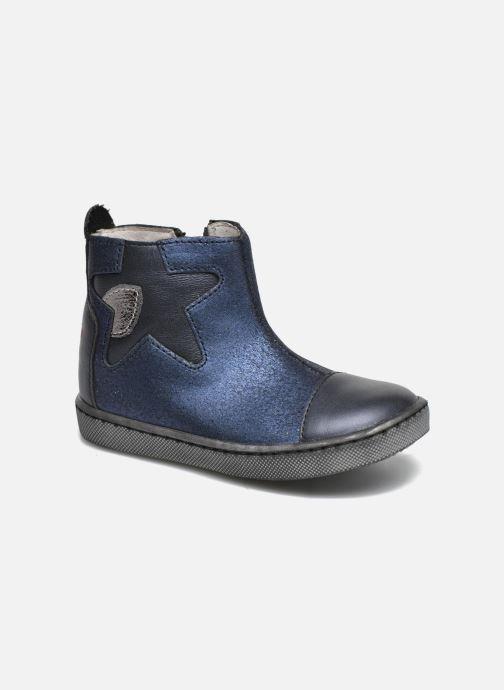 Bottines et boots GBB Liat Bleu vue détail/paire