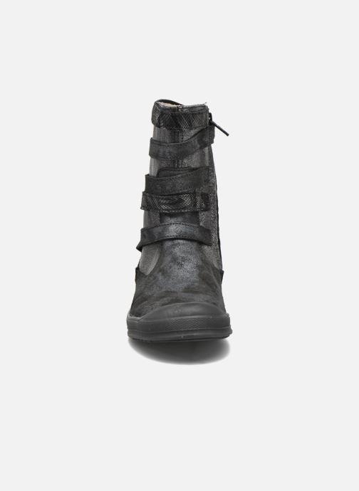 Bottes GBB Nouria Noir vue portées chaussures