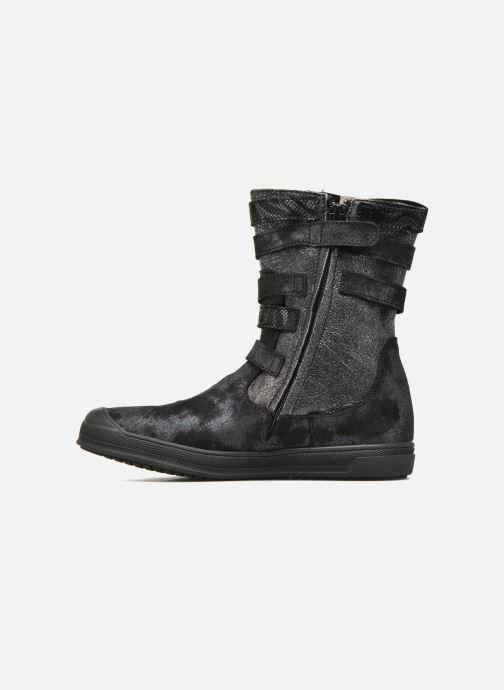 Laarzen GBB Nouria Zwart voorkant