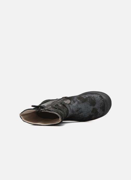 Laarzen GBB Nouria Zwart links