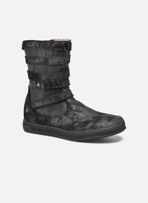 Laarzen GBB Nouria Zwart detail