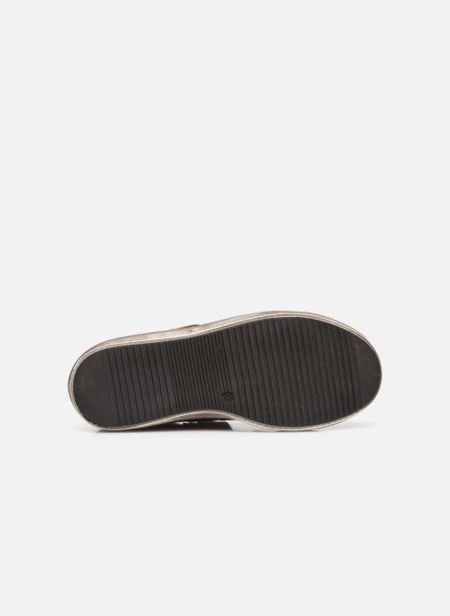 Sneakers GBB Nazaire Marrone immagine dall'alto