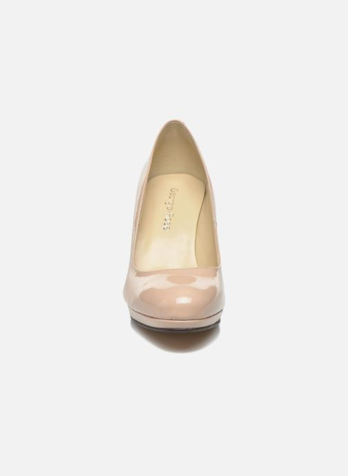 High heels Georgia Rose Sialto Beige model view
