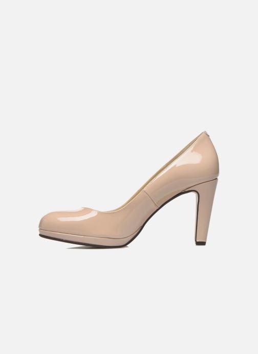 High heels Georgia Rose Sialto Beige front view