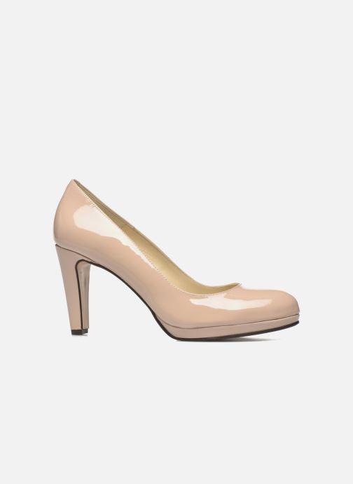 Zapatos de tacón Georgia Rose Sialto Beige vistra trasera