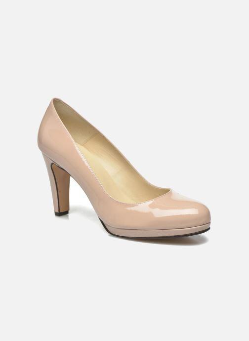 Zapatos de tacón Georgia Rose Sialto Beige vista de detalle / par