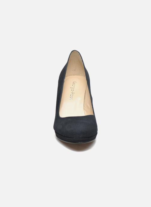 High heels Georgia Rose Sialto Blue model view