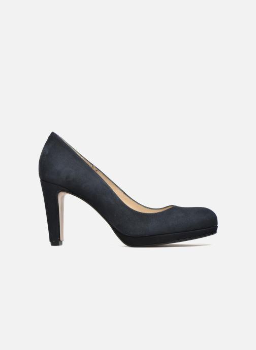 High heels Georgia Rose Sialto Blue back view