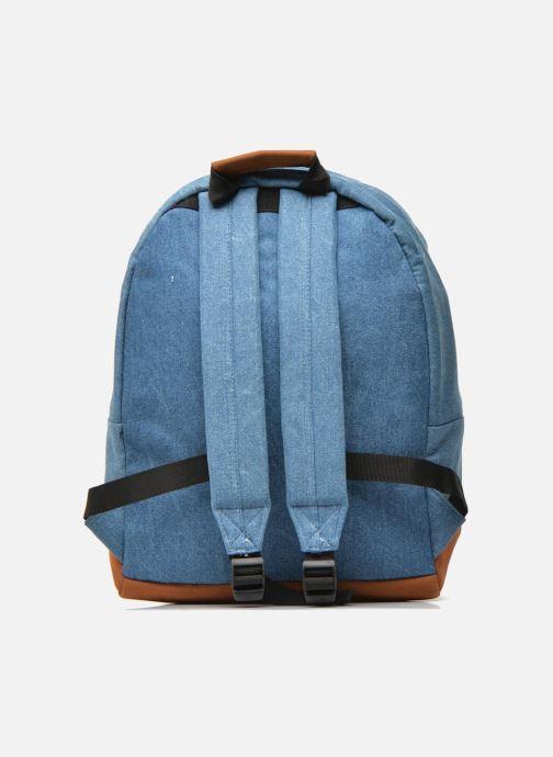Sacs à dos Mi-Pac Premium Denim Bleu vue face