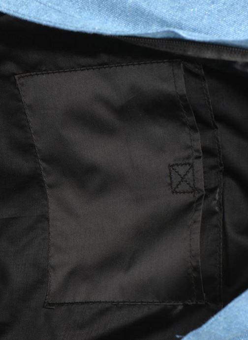 Rucksacks Mi-Pac Premium Denim Blue back view