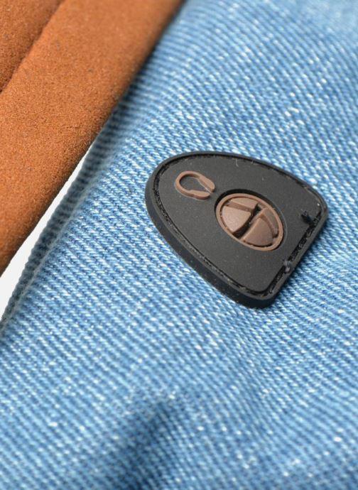 Rucksacks Mi-Pac Premium Denim Blue view from the left