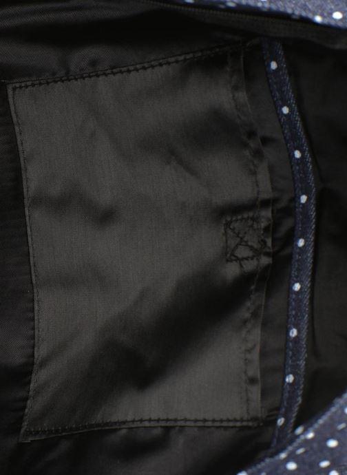 Rugzakken Mi-Pac Premium Denim Blauw achterkant