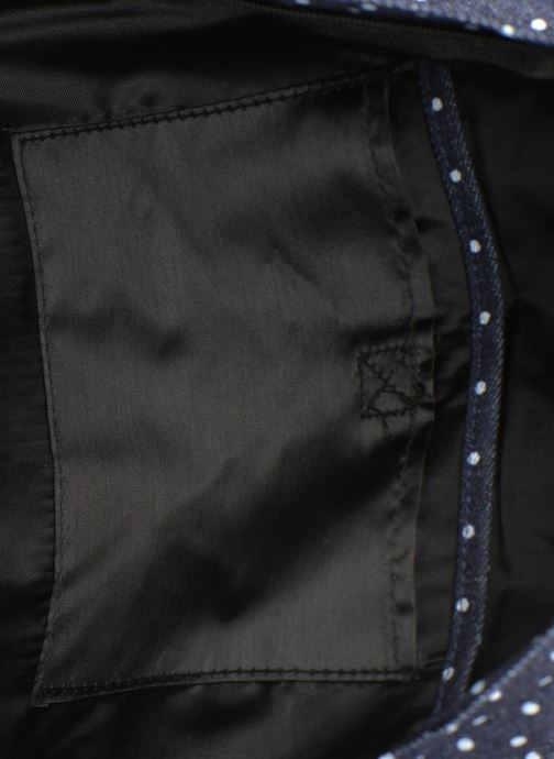 Rucksäcke Mi-Pac Premium Denim blau ansicht von hinten