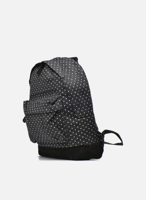 Mochilas Mi-Pac Premium Denim Negro vista del modelo