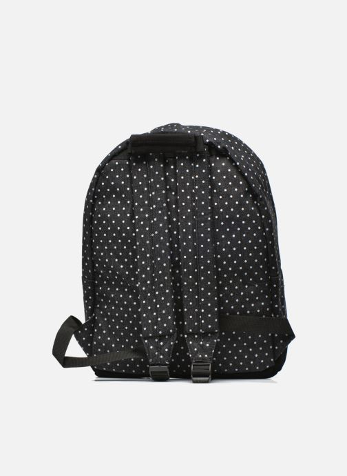 Rugzakken Mi-Pac Premium Denim Zwart voorkant