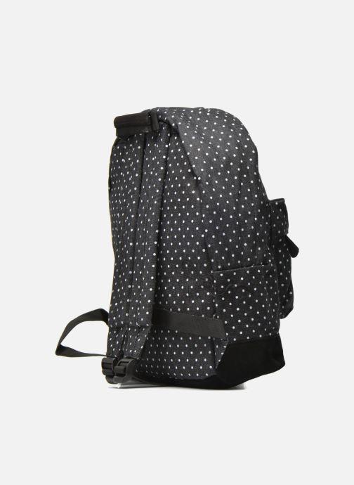 Sacs à dos Mi-Pac Premium Denim Noir vue droite