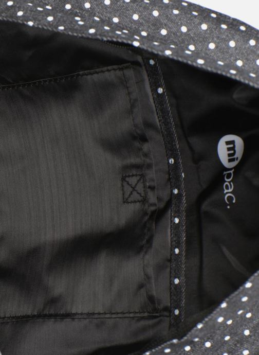 Rucksäcke Mi-Pac Premium Denim schwarz ansicht von hinten