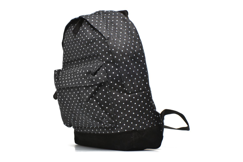 Sacs à dos Mi-Pac Premium Denim Noir vue portées chaussures
