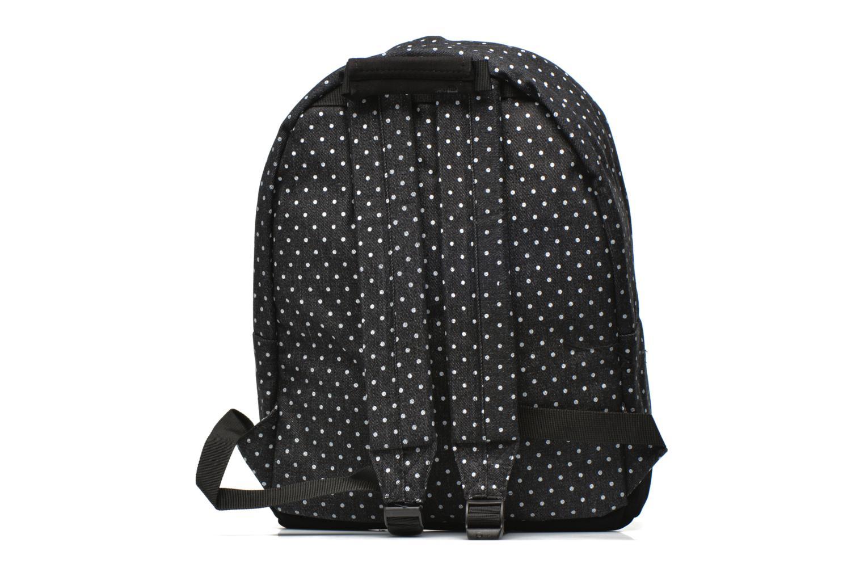 Sacs à dos Mi-Pac Premium Denim Noir vue face