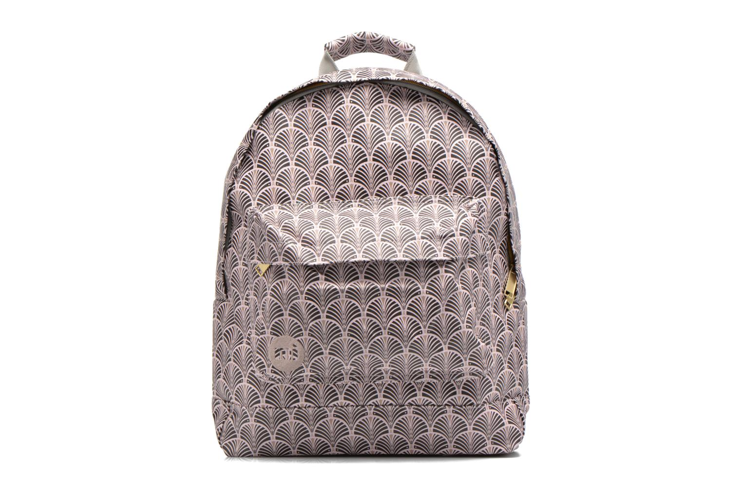 Sporttassen Mi-Pac Gold Art Deco Backpack Beige detail