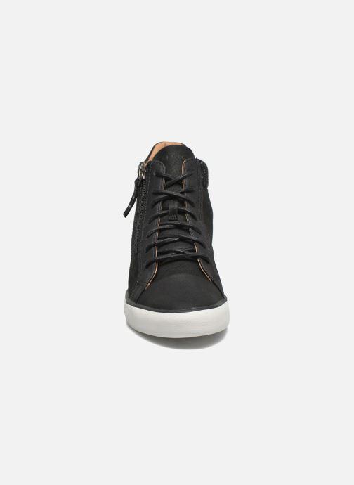 Esprit Sneaker wedge + velour | Sneakers, Damesko og Sko