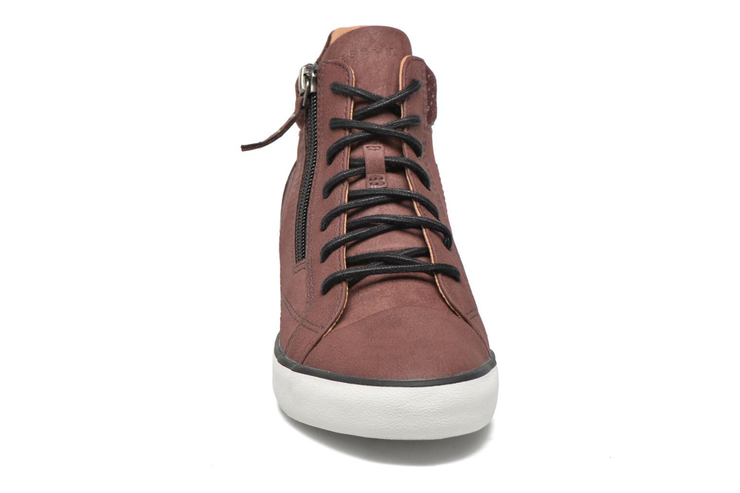 Sneakers Esprit Star Wedge 2 Bordeaux model