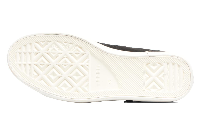 Sneakers Esprit Star Wedge 2 Zwart boven