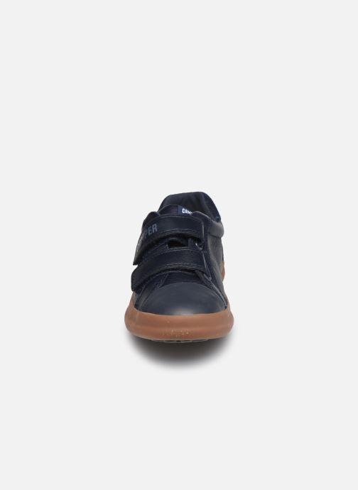 Bottines et boots Camper Pursuit Kids Bleu vue portées chaussures