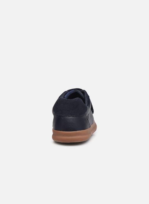 Bottines et boots Camper Pursuit Kids Bleu vue droite