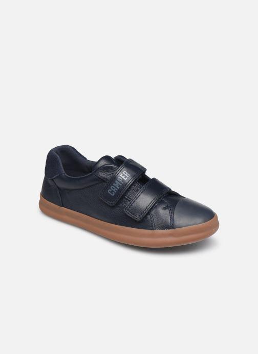 Bottines et boots Camper Pursuit Kids Bleu vue détail/paire