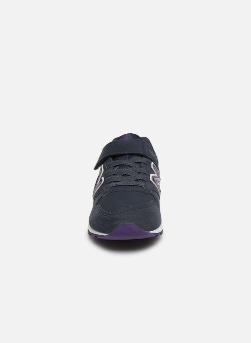 Sneakers New Balance KV996 J Blauw model