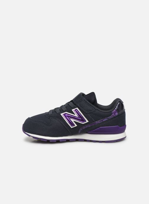 Sneakers New Balance KV996 J Blauw voorkant