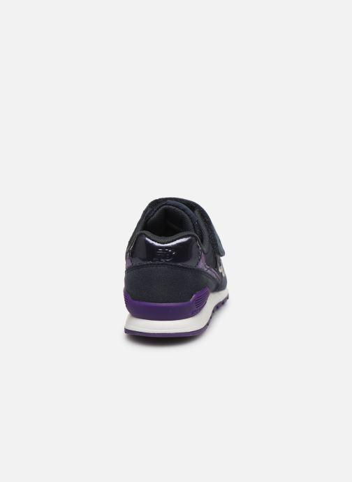 Sneakers New Balance KV996 J Blauw rechts