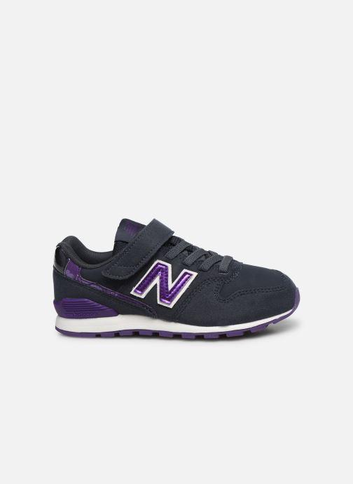 Sneakers New Balance KV996 J Blauw achterkant