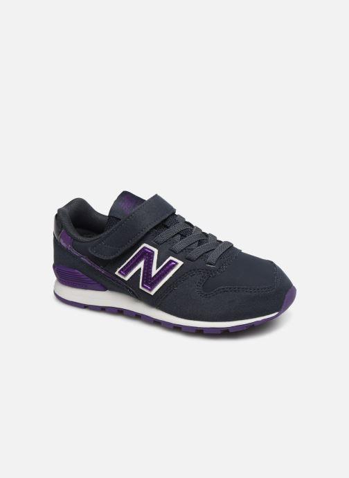 Sneakers New Balance KV996 J Blauw detail