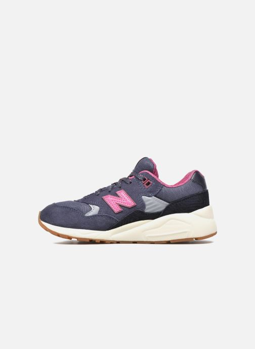 Trainers New Balance KL580 J Grey front view