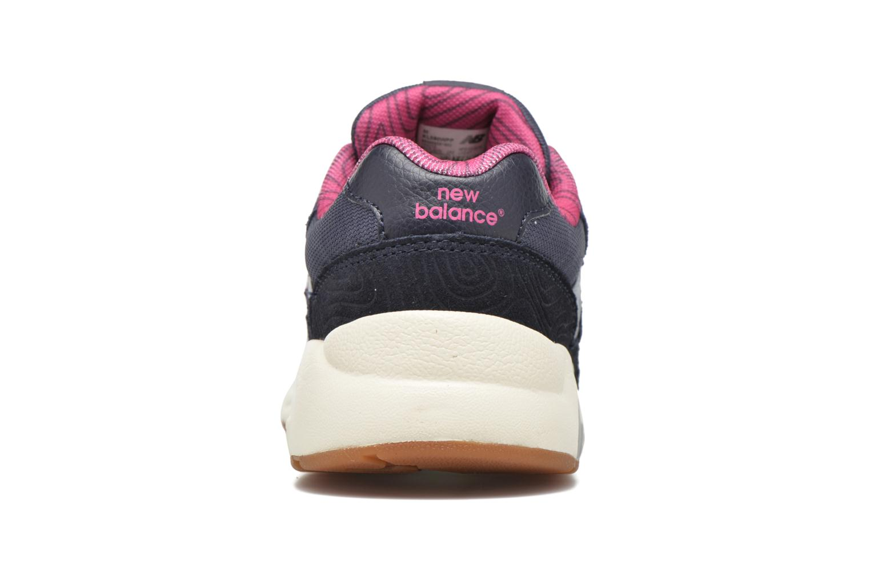 Sneakers New Balance KL580 J Grigio immagine destra