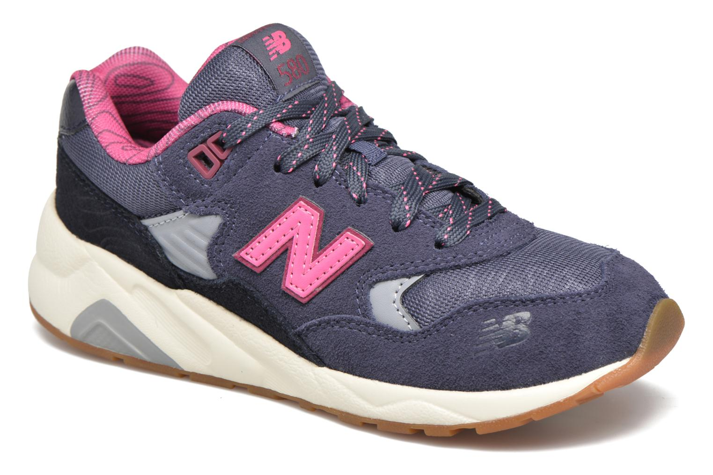Sneakers New Balance KL580 J Grigio vedi dettaglio/paio