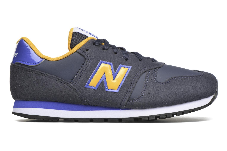 Sneakers New Balance KJ373 J Blauw achterkant