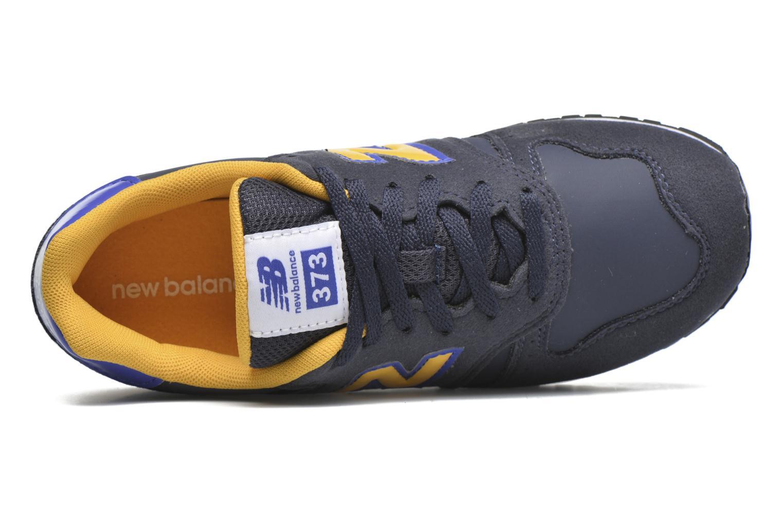 Sneakers New Balance KJ373 J Blauw links