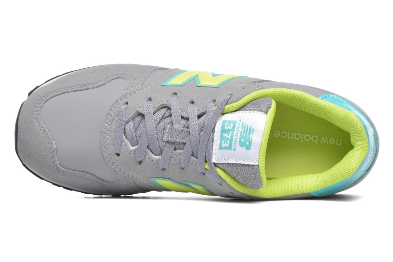 Sneakers New Balance KJ373 J Grijs links
