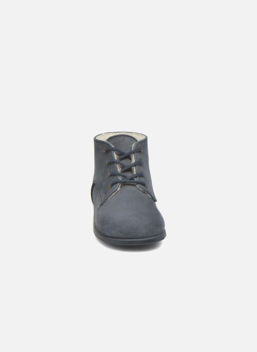 Ankle boots Little Mary Milocho Blue model view
