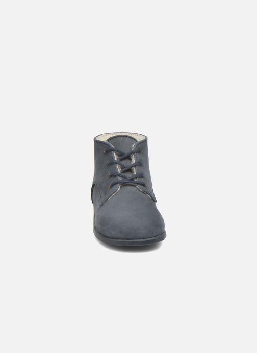 Bottines et boots Little Mary Milocho Bleu vue portées chaussures